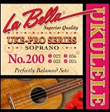 La bella Set 200 Soprano